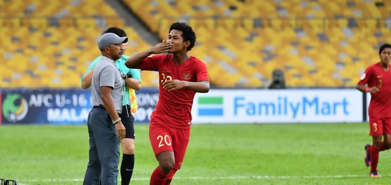 Đối thủ của U-16 Việt Nam hay quá - ảnh 2