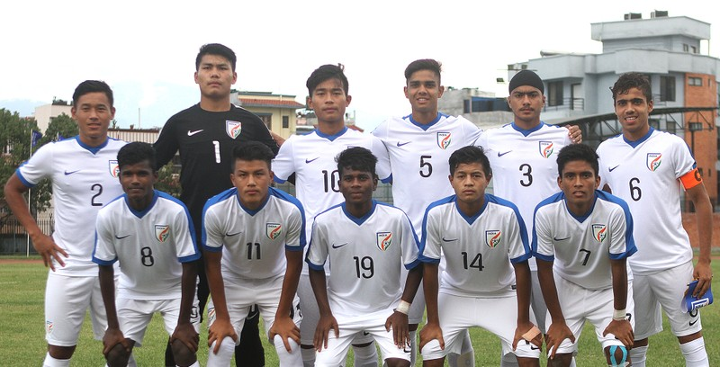 Thủ môn Ấn Độ đòi thắng U-16 Việt Nam lấy vé đi World Cup - ảnh 1