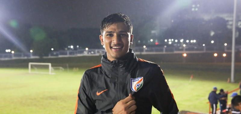 Thủ môn Ấn Độ đòi thắng U-16 Việt Nam lấy vé đi World Cup - ảnh 3