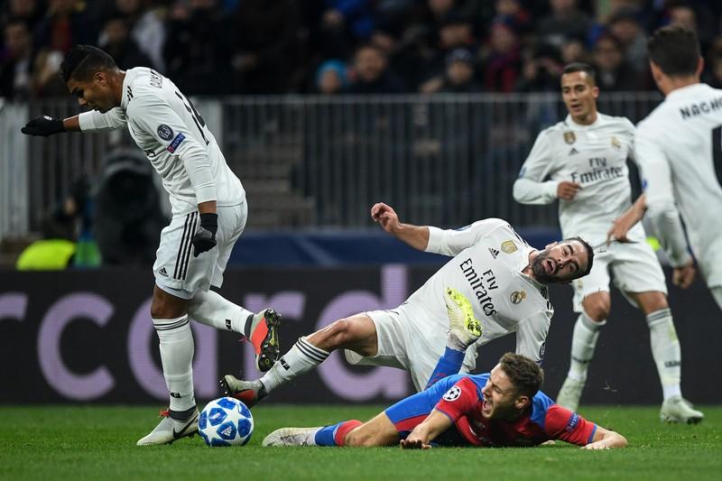 Hạ Real, fan CSKA Moscow mừng còn hơn Nga thắng Tây Ban Nha - ảnh 3