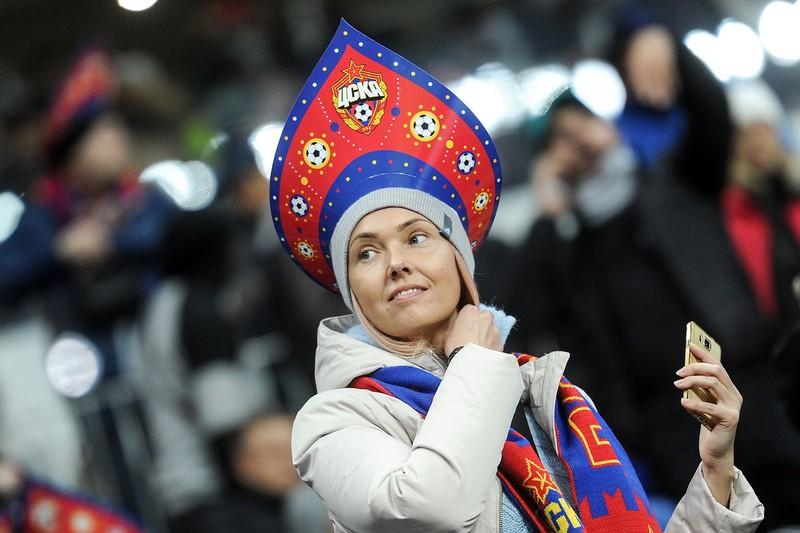 Hạ Real, fan CSKA Moscow mừng còn hơn Nga thắng Tây Ban Nha - ảnh 6