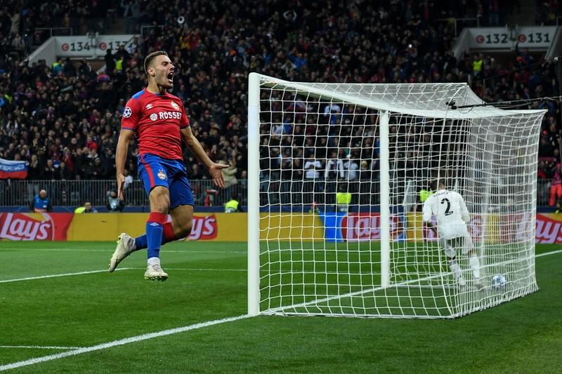 Hạ Real, fan CSKA Moscow mừng còn hơn Nga thắng Tây Ban Nha - ảnh 1