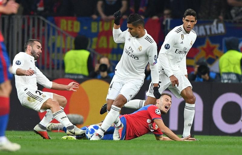 Hạ Real, fan CSKA Moscow mừng còn hơn Nga thắng Tây Ban Nha - ảnh 10