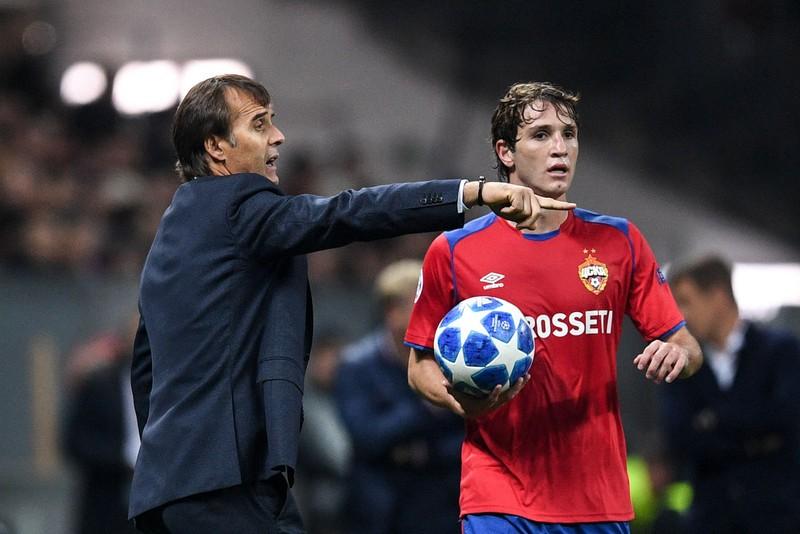 Hạ Real, fan CSKA Moscow mừng còn hơn Nga thắng Tây Ban Nha - ảnh 13