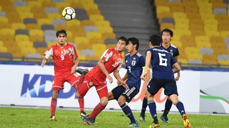 Hạ 'ngựa ô' Tajikistan, Nhật Bản lần thứ ba lên ngôi vô địch - ảnh 4