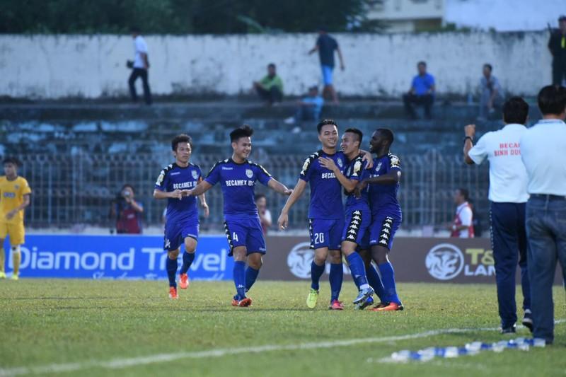 Thắng FLC Thanh Hóa 3-1, B.Bình Dương vô địch Cúp Quốc gia - ảnh 1