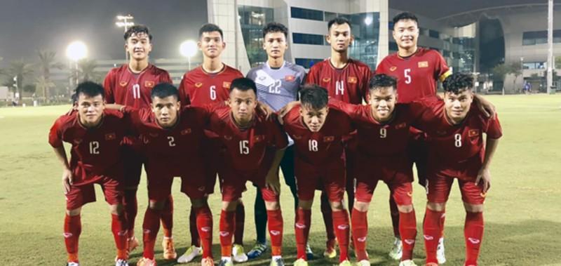 Thiếu 4 trụ cột, U-19 Việt Nam vẫn đánh bại U-19 Trung Quốc - ảnh 1