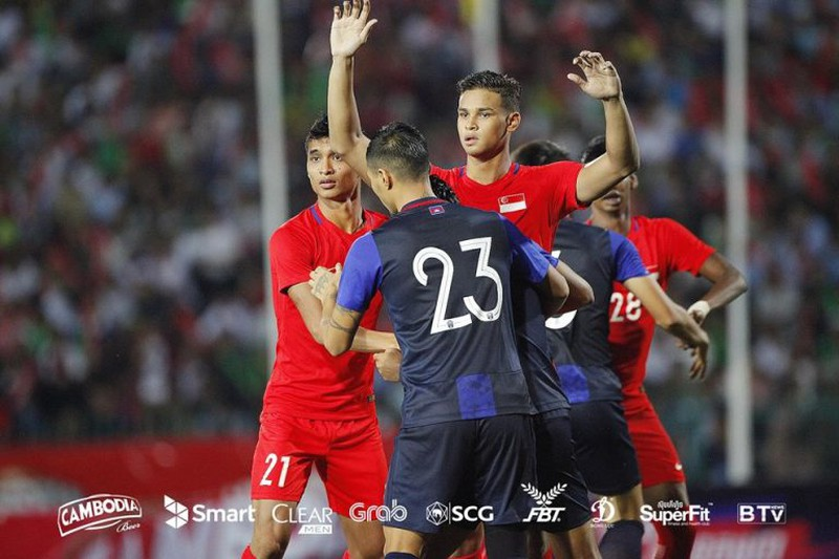 Đối thủ của tuyển Việt Nam 'nằm nhà' chờ lệnh Honda - ảnh 2