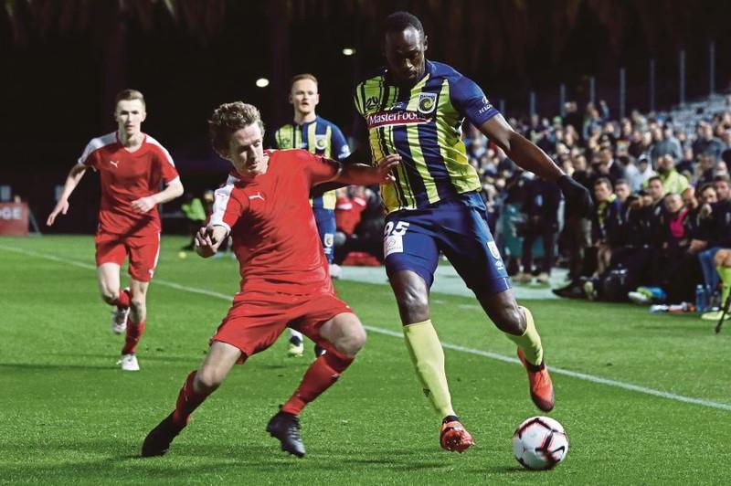 Giấc mơ bóng đá chuyên nghiệp của Bolt bên bờ vực thẳm - ảnh 4
