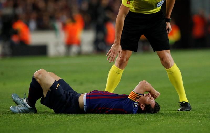 El Clasico thiếu Messi - ảnh 1