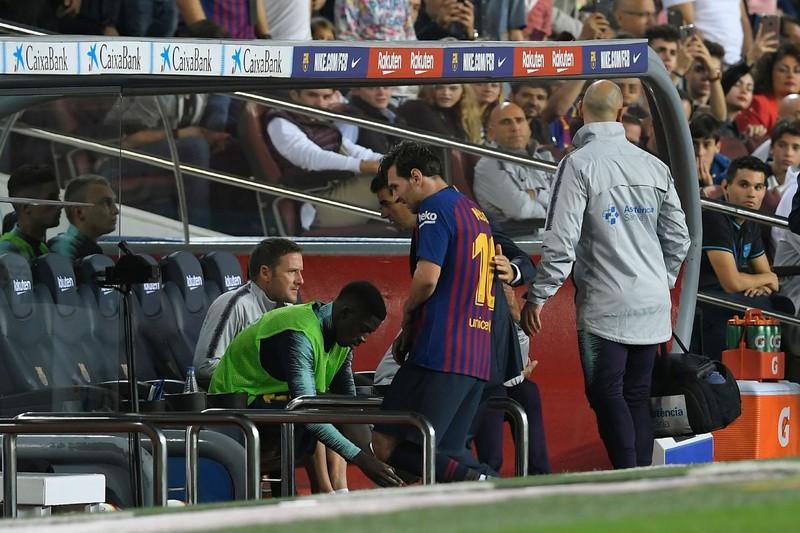 El Clasico thiếu Messi - ảnh 6