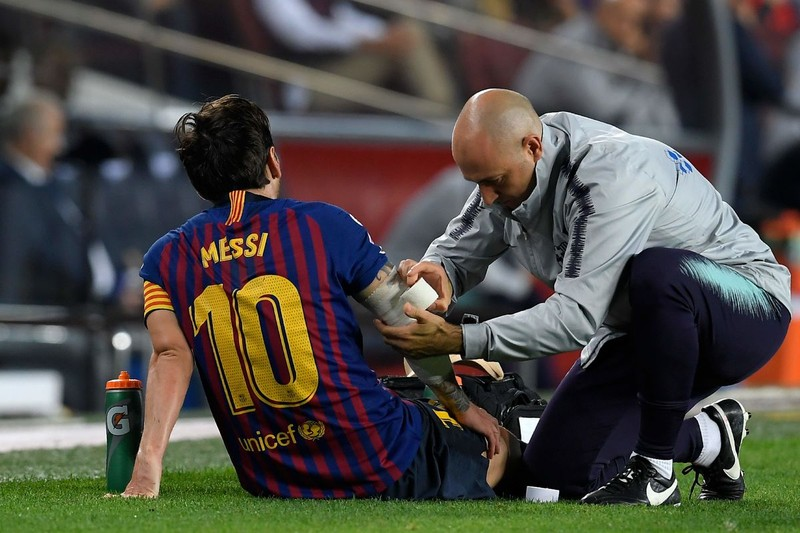 El Clasico thiếu Messi - ảnh 7