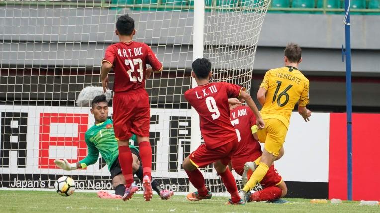 Thua trận thứ hai, U-19 Việt Nam tan vỡ giấc mơ World Cup - ảnh 1