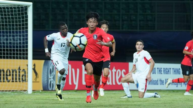 AFC nói gì về sự cố nhầm quốc ca tại VCK U-19 châu Á? - ảnh 1