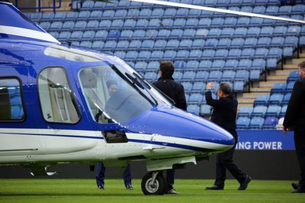 Không ai được khẳng định chủ tịch CLB Leicester qua đời - ảnh 1
