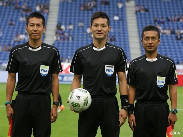Trọng tài thể hiện ra sao ở VCK U-19 châu Á - ảnh 1
