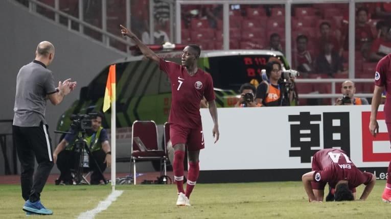 'Bịt họng súng' Qatar quá giỏi, Hàn Quốc vào chung kết châu Á - ảnh 1