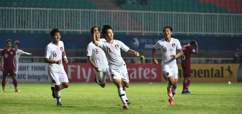 'Bịt họng súng' Qatar quá giỏi, Hàn Quốc vào chung kết châu Á - ảnh 2