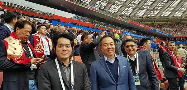 Bóng đá Thái Lan 'dậy sóng' trước thềm AFF Cup 2018 - ảnh 1