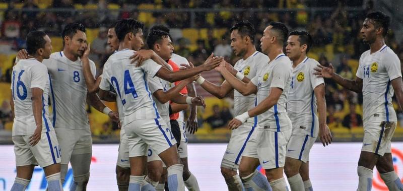 Đối thủ Malaysia tiếp tục thị uy tuyển Việt Nam - ảnh 2