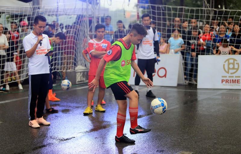 Kim Thành Phát vô địch bóng đá đường phố SCG
