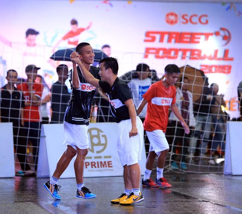 Kim Thành Phát vô địch bóng đá đường phố SCG - ảnh 4