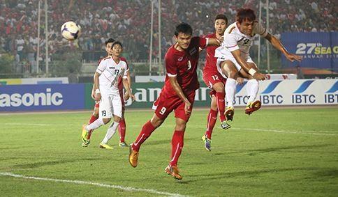 HLV Honda có mặt, Campuchia tạo bất ngờ trước Myanmar - ảnh 1