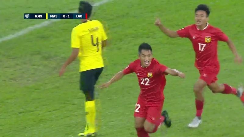 Lào đạt điểm 10 khi làm khách trước Malaysia - ảnh 2