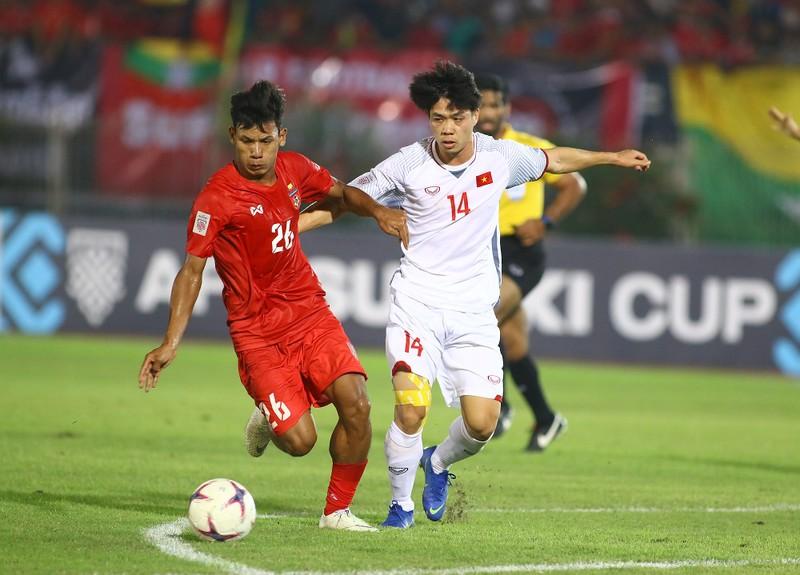 Việt Nam không cần phải thắng Myanmar bằng mọi giá - ảnh 1