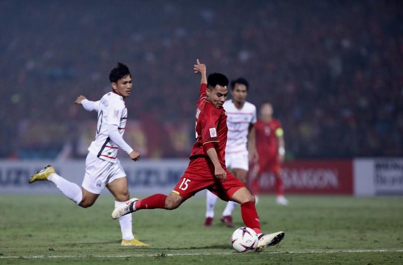 Vượt áp lực, Malaysia cùng Việt Nam vào bán kết AFF Cup 2018 - ảnh 2