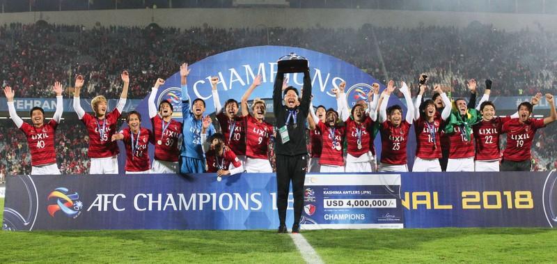 Các danh hiệu bóng đá châu Á 2018: Cả nhà cùng vui - ảnh 4