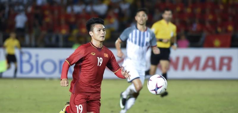 Quang Hải đứng đầu trong 10 sao trẻ của AFC - ảnh 1