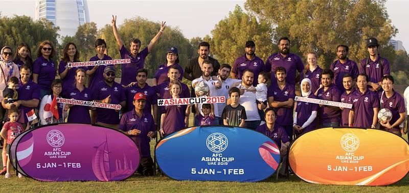 Tình nguyện viên Asian Cup 2019, họ là ai? - ảnh 2
