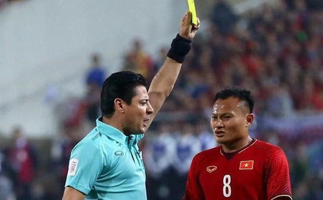 Đối đầu Jordan, Việt Nam gặp trọng tài cố nhân đem lại may mắn - ảnh 1