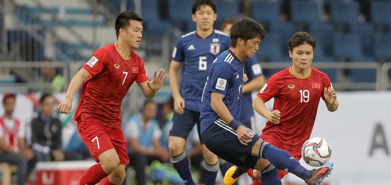 Đội tuyển Việt Nam đã 'ngẩng cao đầu ra về' - ảnh 1