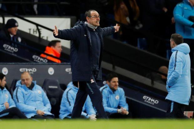 Sarri nói gì sau cái thua muối mặt của Chelsea trước Man City? - ảnh 3