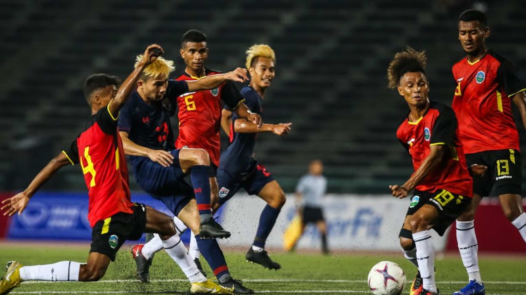 U-22 Đông Nam Á: Việt Nam - Thái Lan chung kết bảng - ảnh 1