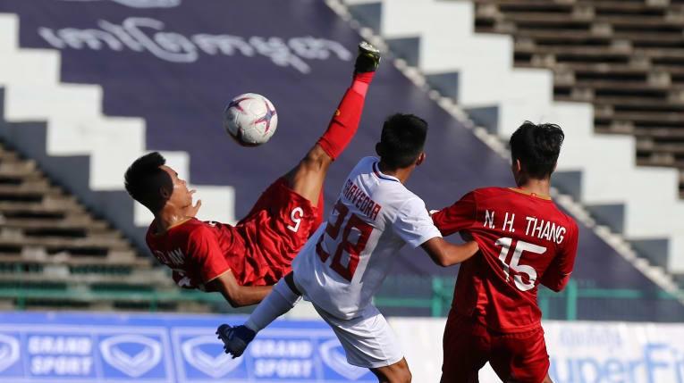U-22 Đông Nam Á: Việt Nam - Thái Lan chung kết bảng - ảnh 2