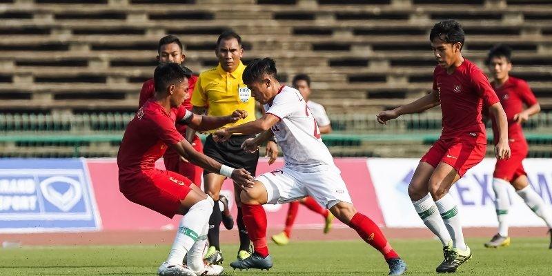 U-22 Việt Nam không dễ lấy 'đồng' trước Campuchia - ảnh 3