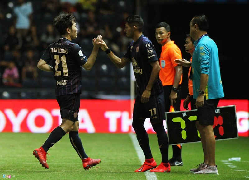 Lượt 2 Thai-League, Buriram đổi lối chơi, Xuân Trường dự bị - ảnh 3
