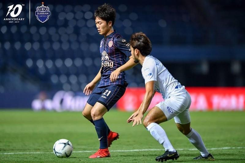 Lượt 2 Thai-League, Buriram đổi lối chơi, Xuân Trường dự bị - ảnh 1