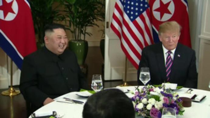 Chủ tịch FIFA so sánh cuộc gặp Trump - Kim với World Cup 2022 - ảnh 1