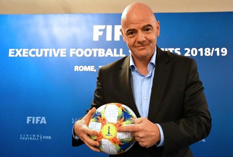 Chủ tịch FIFA so sánh cuộc gặp Trump - Kim với World Cup 2022 - ảnh 2
