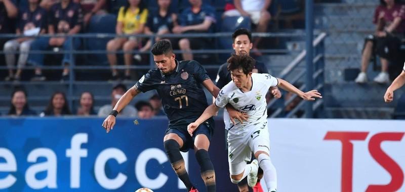 Buriram trỗi dậy và đánh bại đội bóng từ Hàn Quốc - ảnh 1