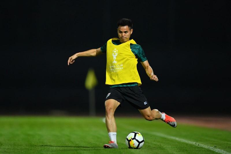 Chanathip muốn tuyển Thái Lan đánh bại tuyển Trung Quốc - ảnh 3
