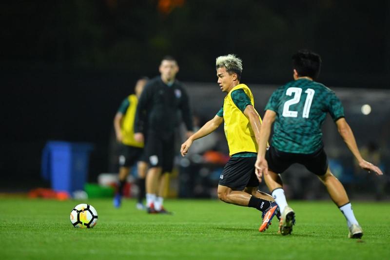 Chanathip muốn tuyển Thái Lan đánh bại tuyển Trung Quốc - ảnh 2