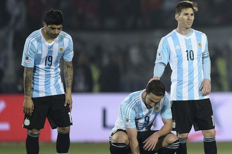 Higuain tuyên bố chia tay tuyển Argentina - ảnh 2