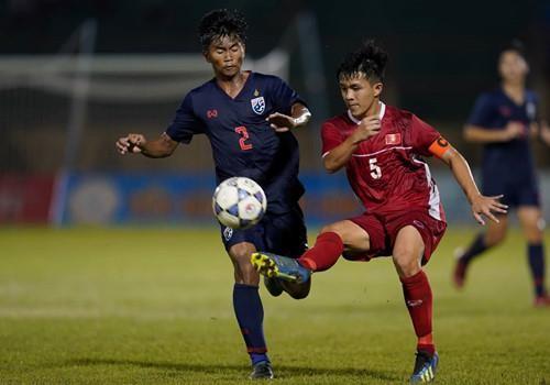 5 ngày 2 đội tuyển trẻ của Thái Lan thua Việt Nam 2 lần - ảnh 1