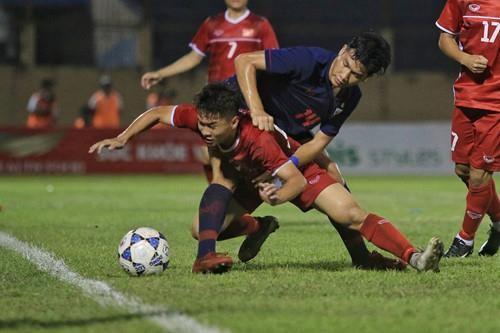 5 ngày 2 đội tuyển trẻ của Thái Lan thua Việt Nam 2 lần - ảnh 2