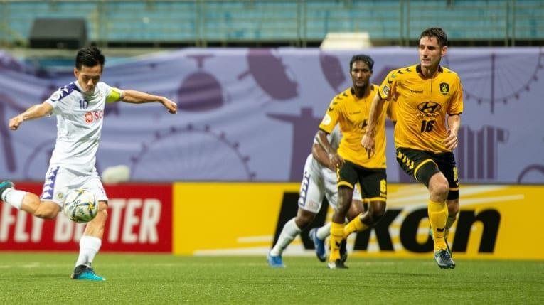 Ba điểm nữa cho Hà Nội FC - ảnh 1